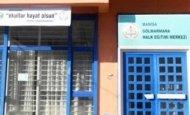 Hem Manisa Gölmarmara Halk Eğitim Kursları