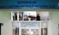 Konya Derebucak Halk Eğitim Merkezi Kursları