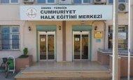 Adana Yüreğir Cumhuriyet Halk Eğitim Merkezi