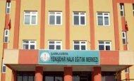 Şanlıurfa Karaköprü Yenişehir Halk Eğitim Kursları
