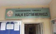 Türkoğlu Halk Eğitim Merkezi Kursları