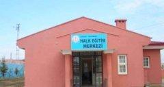 Yozgat Yenifakılı Halk Eğitim Merkezi Kurs Binası