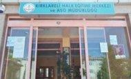 Kırklareli Merkez Halk Eğitim Merkezi Adres