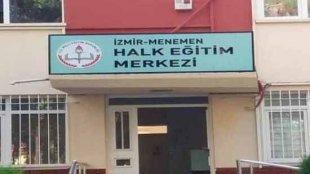 İzmir Menemen Halk Eğitim Kursları Adresi