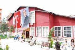 Isparta Merkez Halk Eğitim Merkezi Kurs Binası