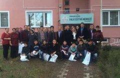 Zonguldak Çaycuma Halk Eğitim Merkezi Kurs Binası