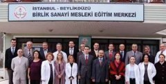 İstanbul Beylikdüzü Birlik Sanayi Mesleki Eğitim Merkezi