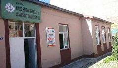 Ağrı Tutak Halk Eğitim Merkezi Kurs Binası