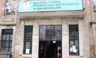Eyyübiye Halk Eğitim Merkezi ASO Kursları