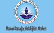 Ankara Mamak Karaağaç Halk Eğitim Merkezi Kursları
