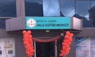 Antalya Kemer Halk Eğitim Merkezi Açılan Kursları