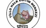 Siirt Tillo Halk Eğitim Merkezi Kursları