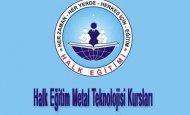 Halk Eğitim Metal Teknolojisi Kursları