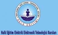 Halk Eğitim Elektrik Elektronik Teknolojisi Kursları