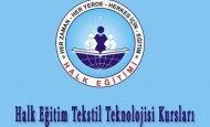 Halk Eğitim Tekstil Teknolojisi Kursları