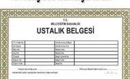 Türk Mutfağı Dersi Ustalık Belgesi Soruları
