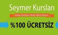 Seymer Seyhan Belediyesi Sürekli Eğitim Merkezi